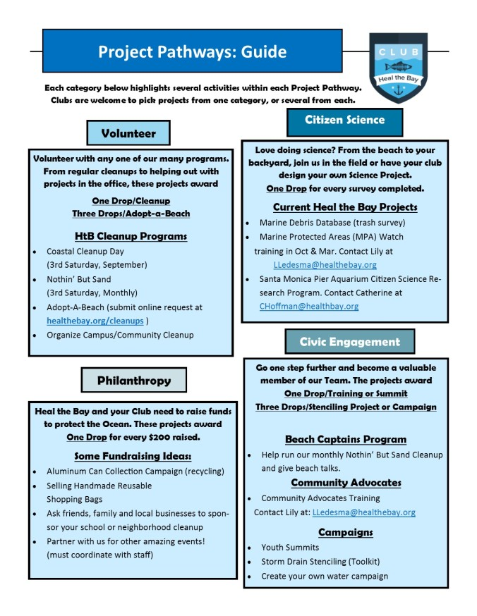 Project Pathways One-Pager