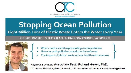 Stopping Ocean Pollution Workshop