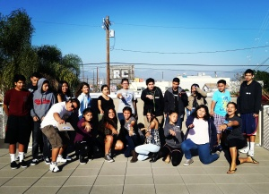 Blitz the Bay Youth Summit in Pacoima