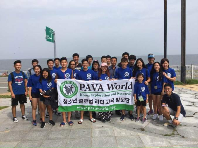 PAVA World Invites Heal the Bay to visit South Korea